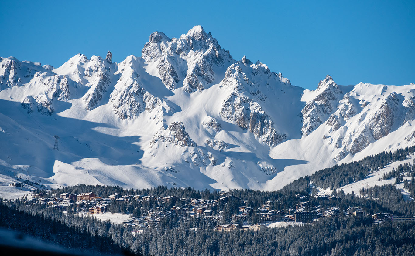 Guide to Courchevel Villages
