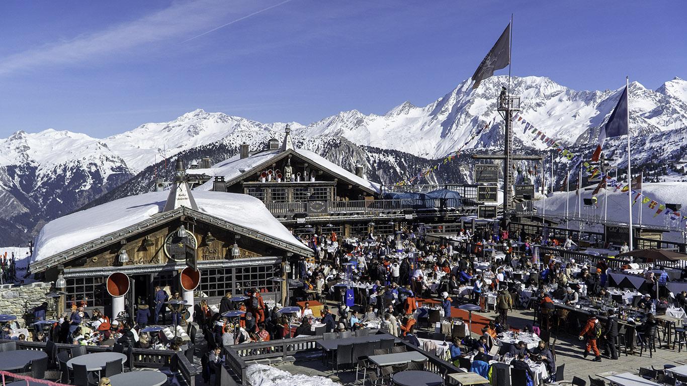 Caphorn Apres Ski Courchevel