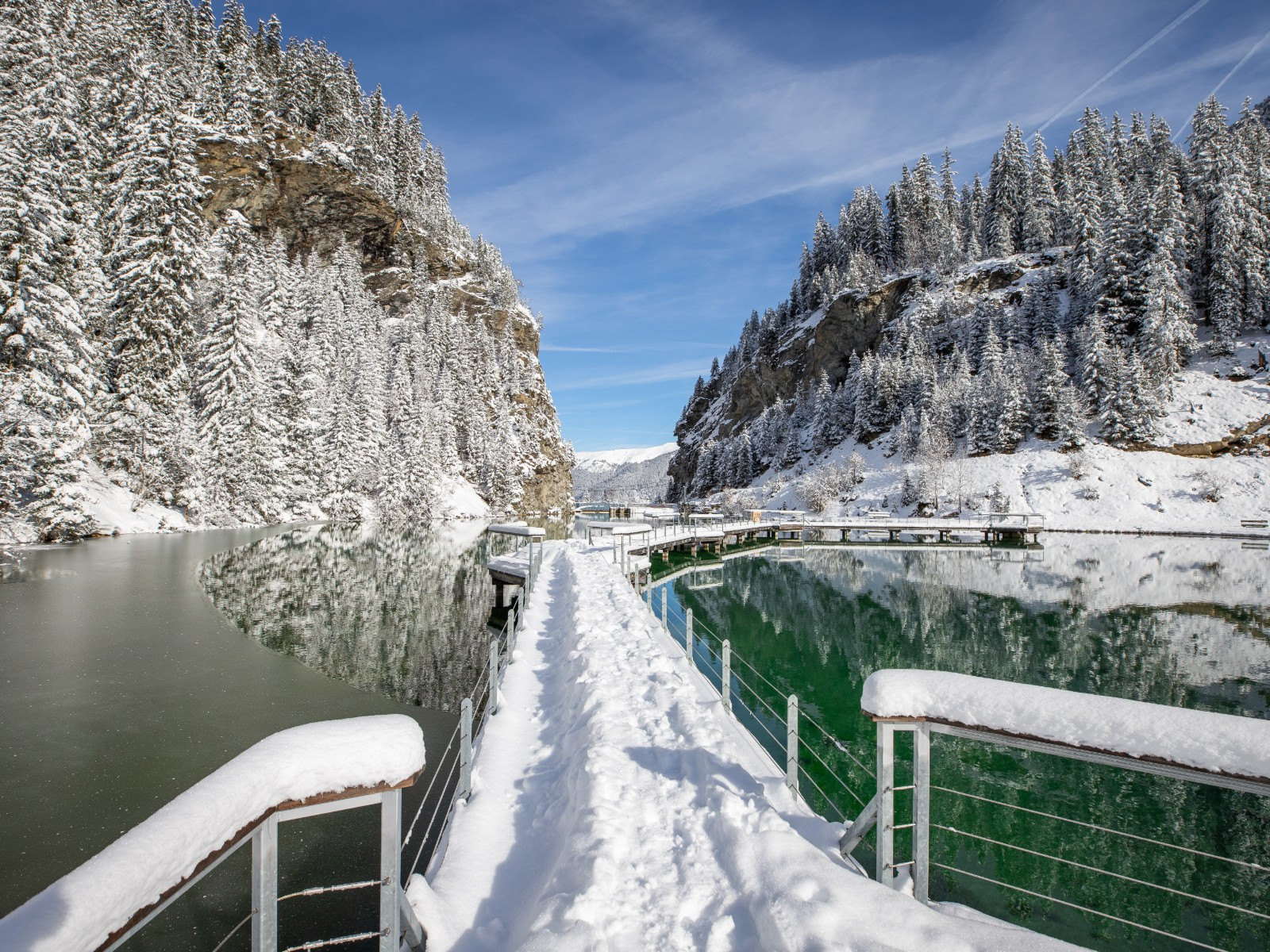 Lac Rosiere Courchevel