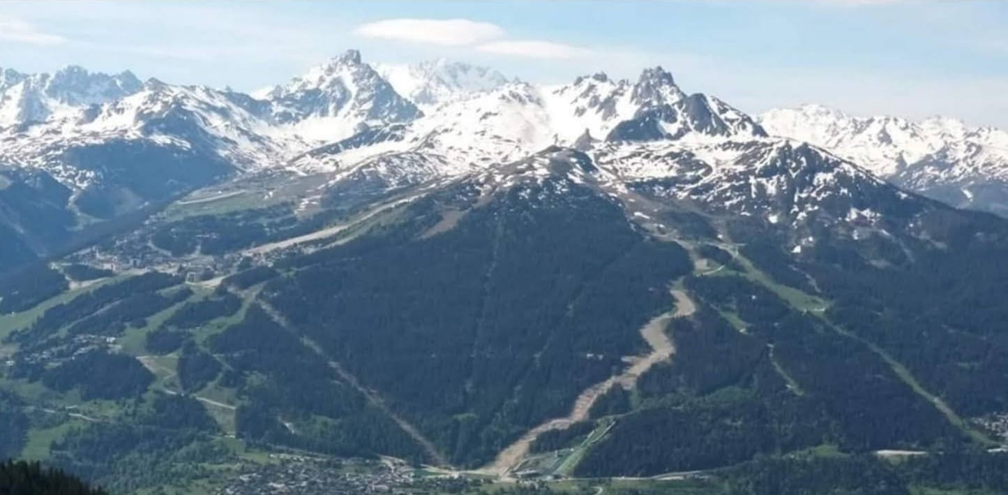 New piste in Courchevel 2021