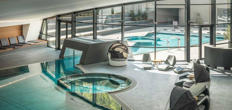 Aquawellness spa