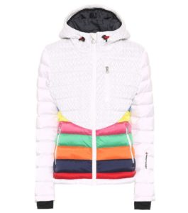 Perfect Moment rainbow outerwear