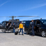 Private airport transfer to Courchevel