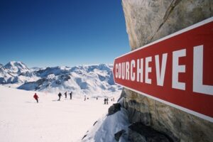 Courchevel meaning