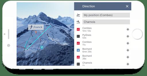 4riders ski app