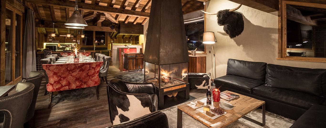 Dulcis Casu living room