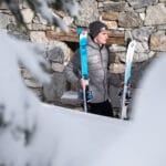 Ski hire delivery Courchevel
