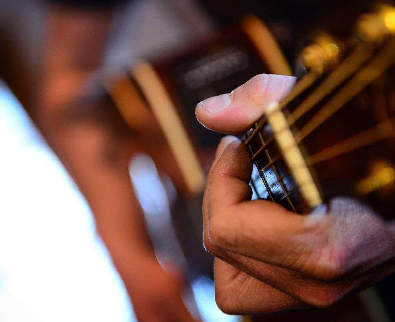 Musician Courchevel