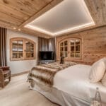 Chalet Namaste Courchevel 1850 Bedroom4