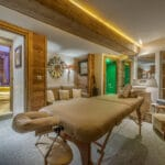 Chalet Namaste Courchevel 1850 Spa
