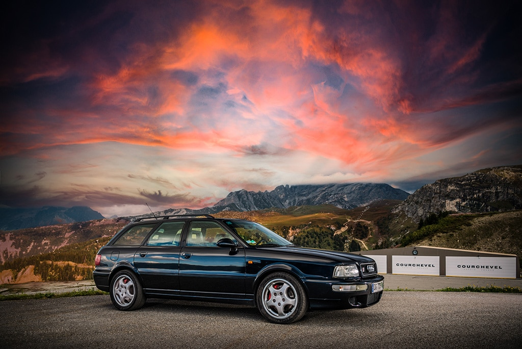 RS2 in Courchevel