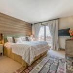 Chalet Shemshak bedroom
