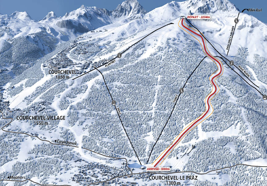 whats new courchevel 21_22