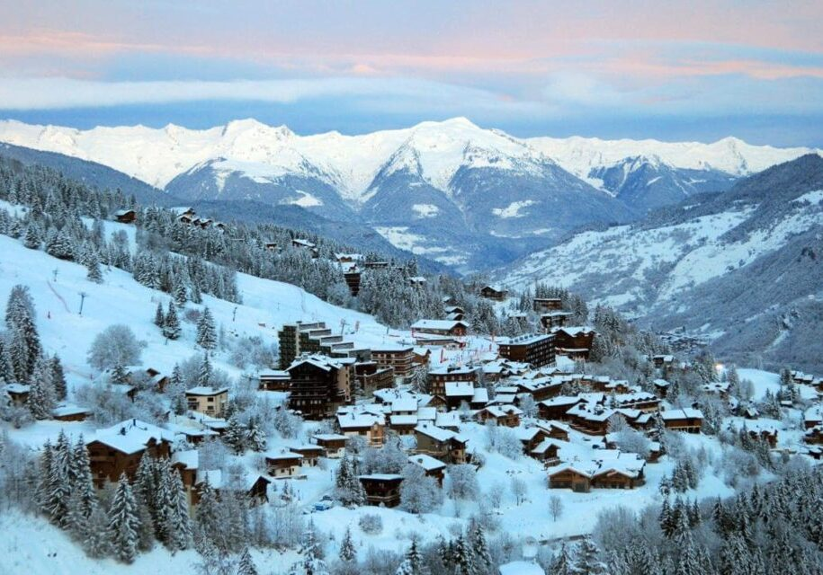 Courchevel Village 1550