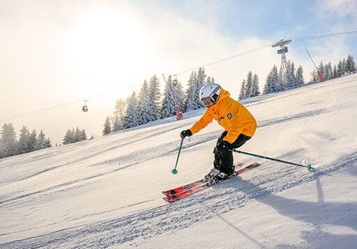 Best ski runs Courchevel