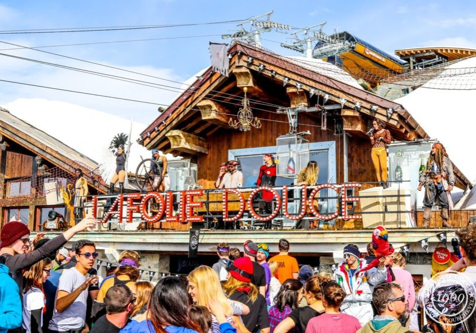 Folie Douce Courchevel Apres Ski